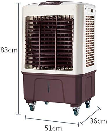 HYXL Móvil Aire Acondicionado,climatizador Portátil, Humidificador,Industrial Ventilador De Enfriamiento Aire Acondicionado Ventilador Comercial Móvil Aire -a: Amazon ...