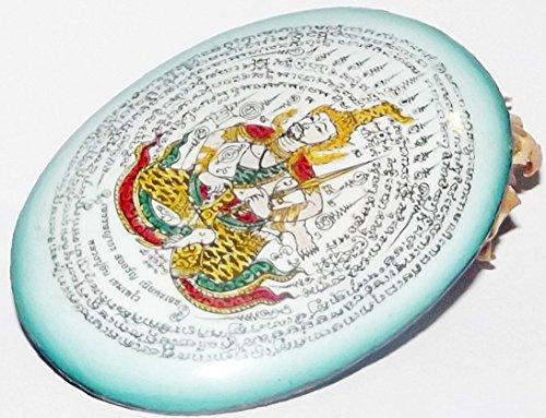 Petch Phrayatorn Amulets Dewada Long Hong Mahasanaeh by Luang Phu In Waat Nong Max Temple