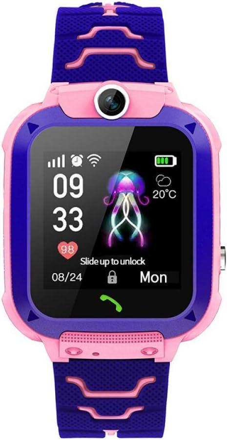 Children Smart GPS Tracking Watch Waterproof Photo Shoot Q12 Smart Watch