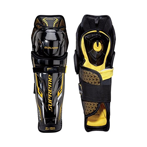 Bauer Shin Guard (Bauer Supreme Total One MX3 Senior Shin Guards (2015))