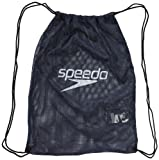Navy Blue Speedo Mesh Equipment Bag