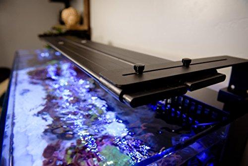 Current USA 4227 Orbit Marine IC PRO LED Reef Aquarium Dual Light System with Wireless Loop, 48