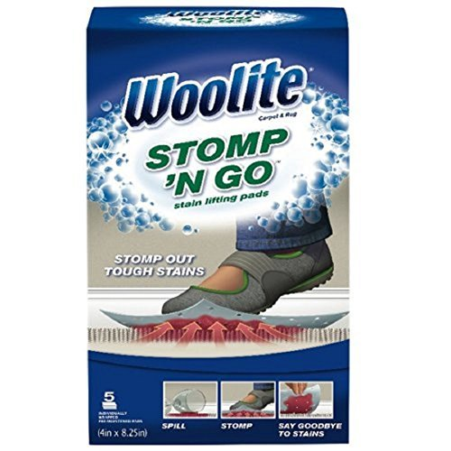 bissell stomp and go pads - 4