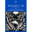 Isaiah 1-39 (The Anchor Yale Bible Commentaries)