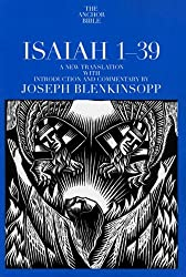 Isaiah 1-39 (Anchor Yale Bible Commentaries)