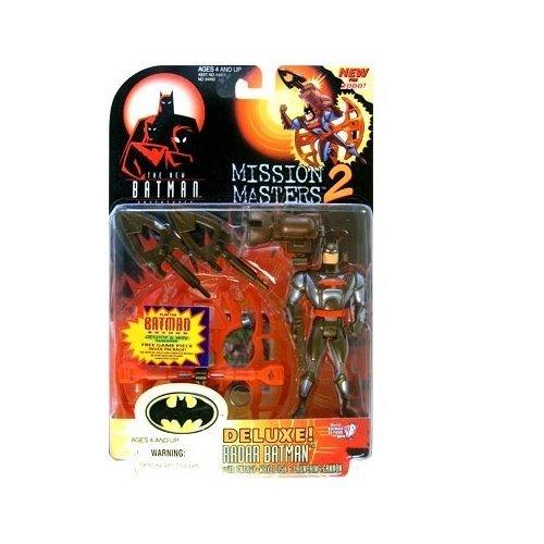 Batman Mission Masters 2 Deluxe Radar Batman