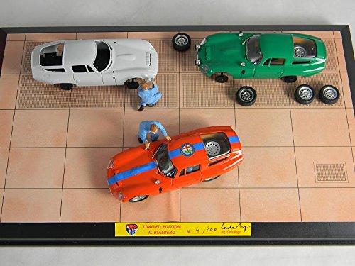 Club B.EV.Catena M.TZ 1 43 1 Scocc 1 TZ Carre+1 TZ Partenza+2 Mechanic Z 306