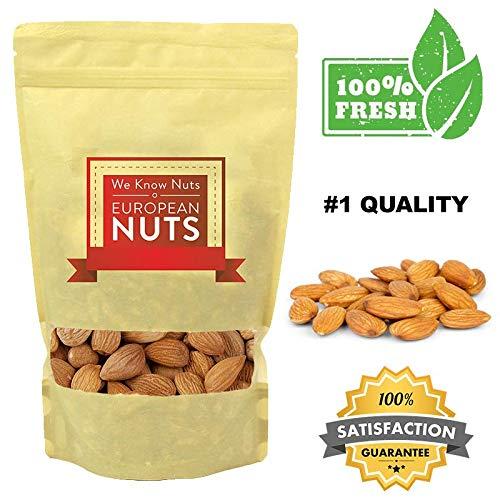 Fresh Premium Raw Apricot Kernels (Seeds), No Shell | High in Vitamin B17 & B15 | 2 LB Resealable Jumbo Bag