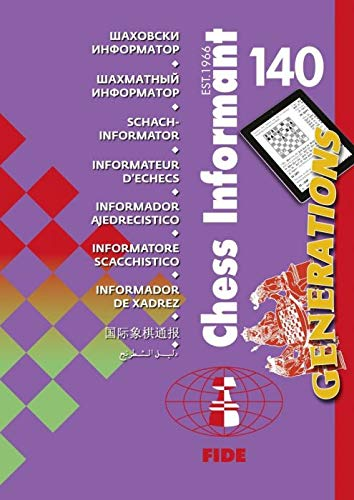 Chess Informant 140: Generations