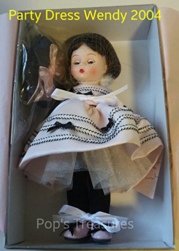 Madame Alexander Party Dress Wendy Doll