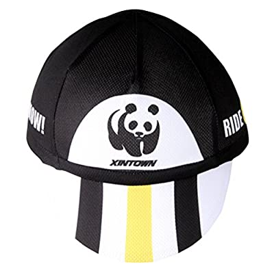 Xinzechen Cycling Cap Sweat Wicking Fits Under Helmets