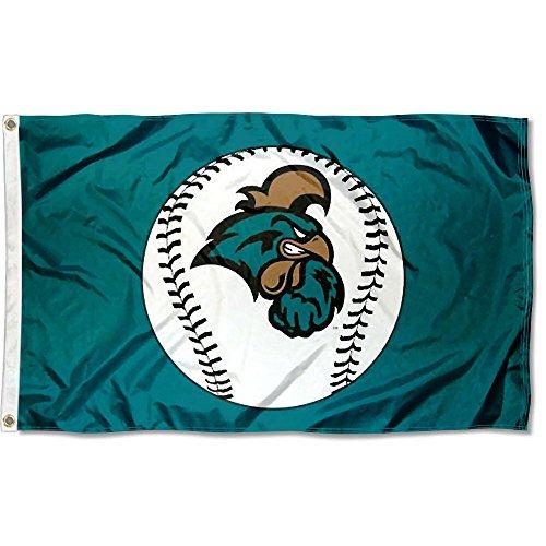 CCU Chanticleers Baseball Logo Flag