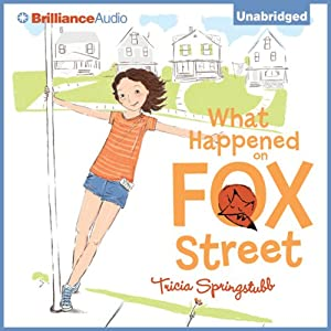 What Happened on Fox Street Audiobook