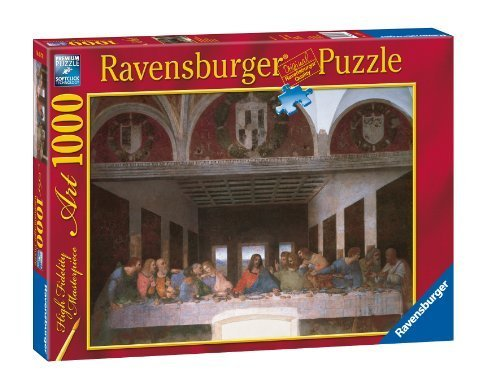 Ravensburger - The Last Supper 1000 Piece Jigsaw Puzzle by Ravensburger