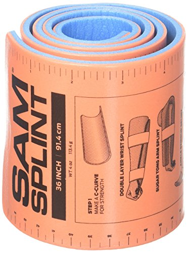 Aid Splints First (SAM Medical Splint Roll, 2 Count)