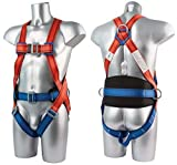 Workwear World WW241 2 Point Safety Fall Arrest Full Body Fall Protection Harness