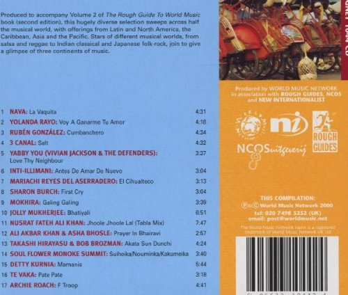 The Rough Guide to World Music, Vol. 2