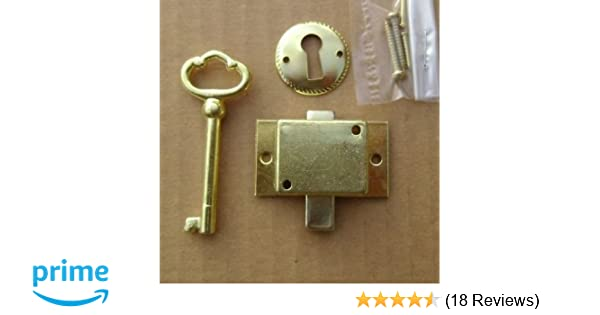 Cabinet Door Lock Set Key Curio Grandfather Clock China Jewlery Replacement