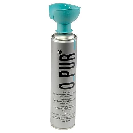 Aliento ayuda o de Pur®, Reiner Oxígeno, máscara de oxígeno, botella de