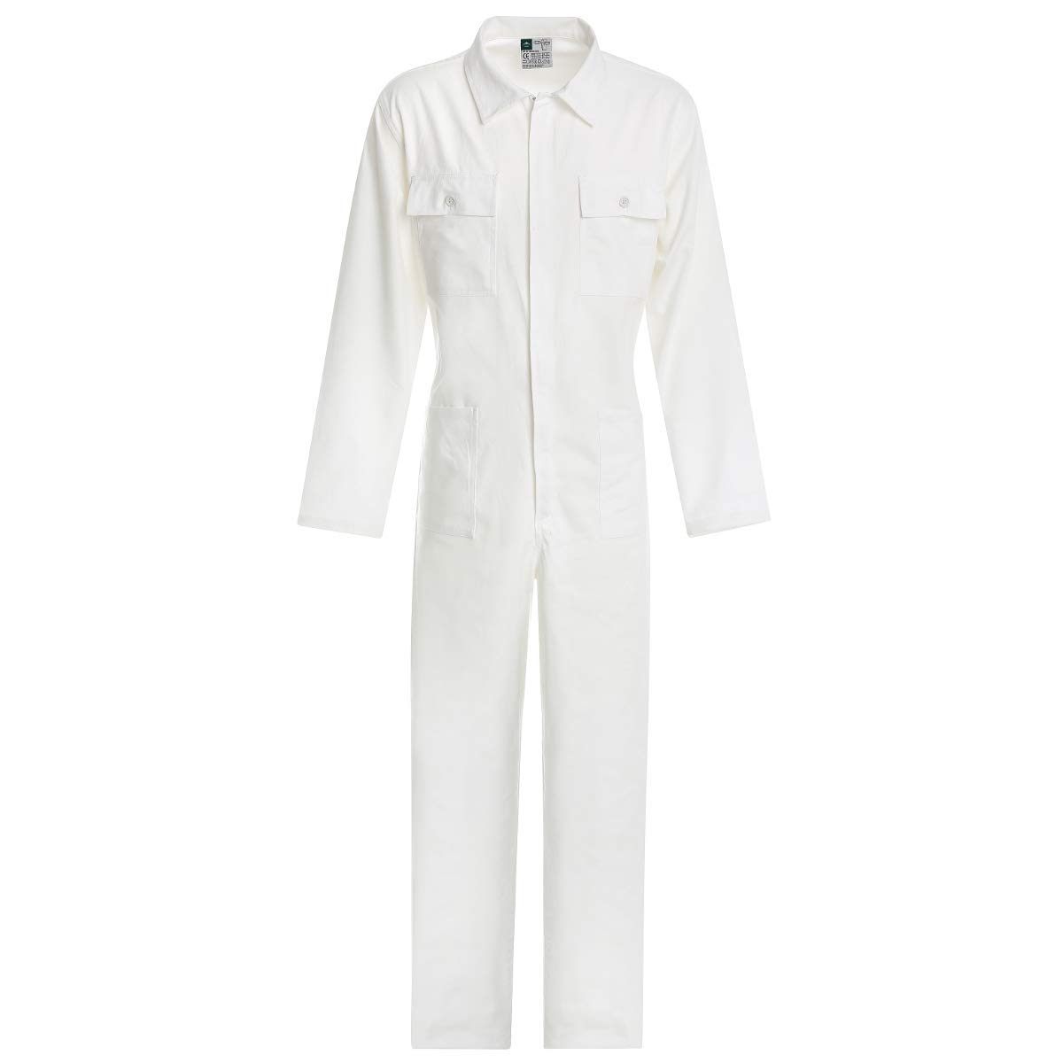 WORK AND STYLE Overall Linie Bianco