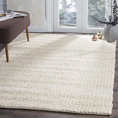 Safavieh NF212D-3 Area - Rugs, 3' x 5', Bleach ()