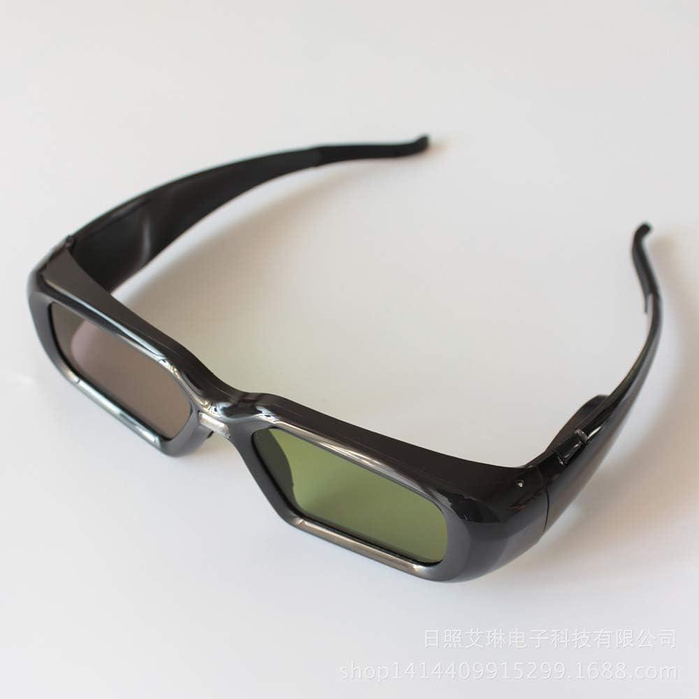 Gafas 3D, Gafas con Obturador Activo 3D RF Proyector Obturador ...