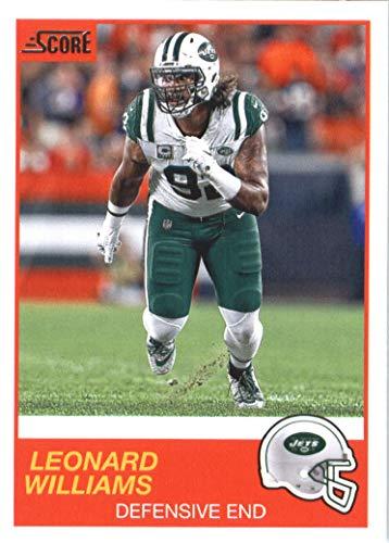 460596f88 Leonard Williams New York Jets Memorabilia