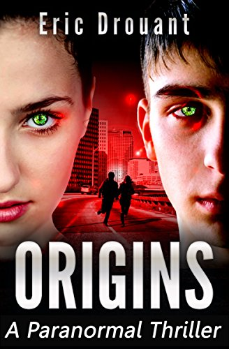 Book: Origins (Remote) by Eric Drouant