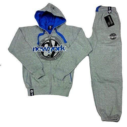 New York Yankees - Pantalón - para Hombre Gris Gris S: Amazon.es ...