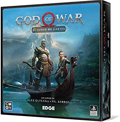 Edge Entertainment- God of W- Juego de Mesa - Español, Multicolor ...