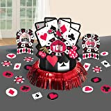 Casino Centerpiece Table Decorating Kit (Each)