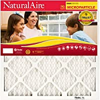 AAF/FLANDERS 85256.012025 20 x 25 x 1, Naturalaire Micro Particle Pleated Furnace Filter