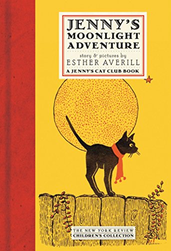 Jenny's Moonlight Adventure (Jenny's Cat Club) by NYR Children's Collection