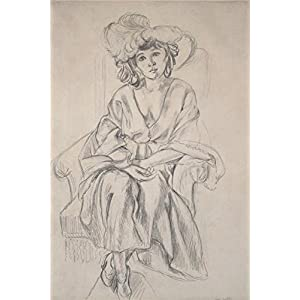 The Perfect Effect Canvas Of Oil Painting 'The Plumed Hat 1919 By Henri Matisse' ,size: 16x24 Inch / 41x61 Cm ,this Best Price Art Decorative Prints On Canvas Is Fit For Powder Room Decoration And Home Decor And Gifts
