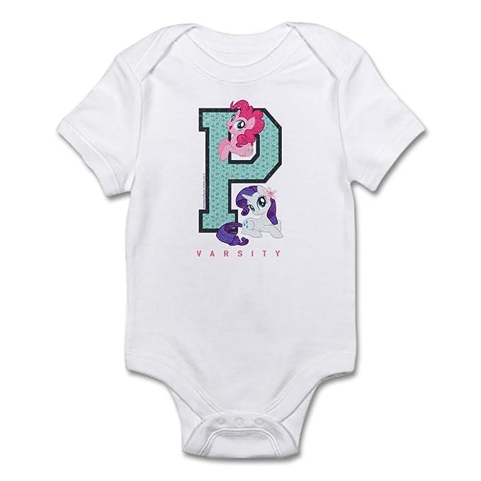 amazon com cafepress my little pony varsity infant baby bodysuit