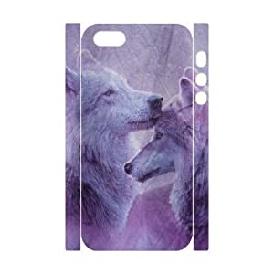 taoyix diy Wolf Customized 3D Cover Case for Samsung Galaxy Note 2 N7100,custom phone case ygtg601242