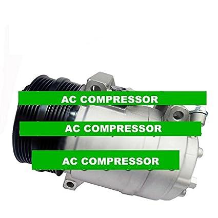 GOWE a/c compresor con embrague para coche Volvo C30 C70 S40 V40 V50 2004