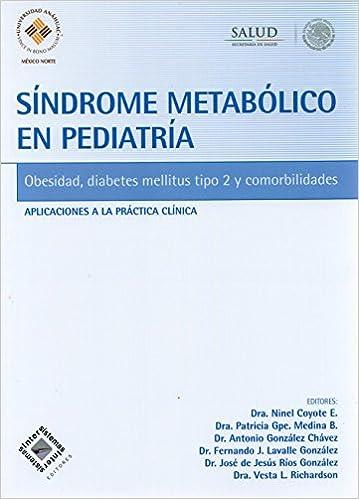 obesidad el síndrome metabólico y diabetes tipo 2
