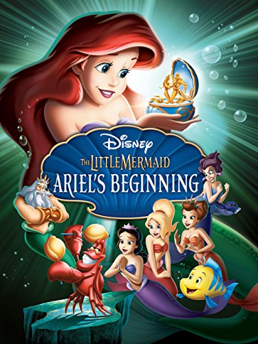 Little Mermaid, The:  Ariel's Beginning (3 Mermaid The Little)