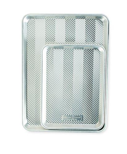 Nordic Ware 45372 2-Piece Prism Set-Half, Quarter