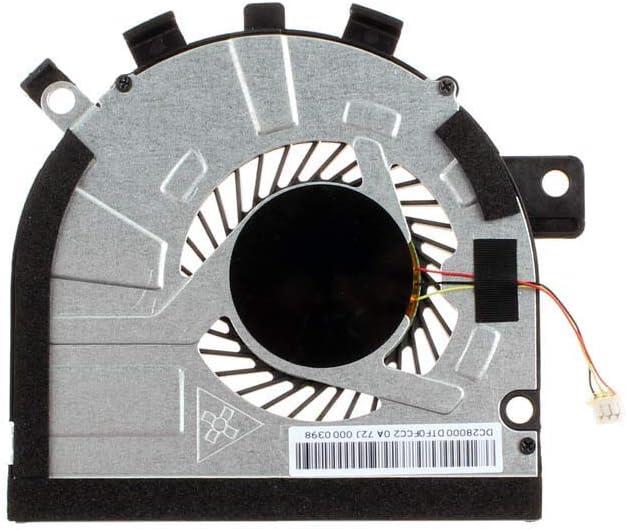 SWCCF CPU Fan for Toshiba Satellite E45 E45T E45T-A4200 E45T-A4100 E45T-A4300 U40T U40T-AT01S AT01M E55 E55D E55DT E55T E55-A5114 E55T-A5320 Series E55-A5114 E55T-A5320 M40T M40-A M40t-AT02S M50-A