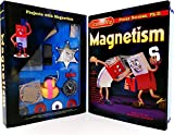 ScienceWiz Magnetism Experiment Kit and Book 22 Experiments, Magnetism