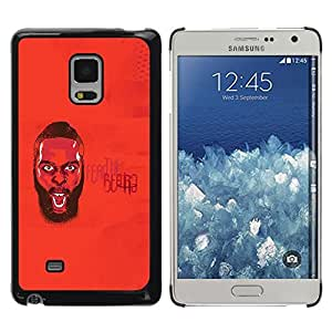 BBCase JamesHardenFearRocketsPosterizes_iPhone5 Samsung Galaxy Mega 5.8 9150 9152 - - Slim 360 Protection Case Cover PC / Aluminium Protector Shell Rugged by ruishername