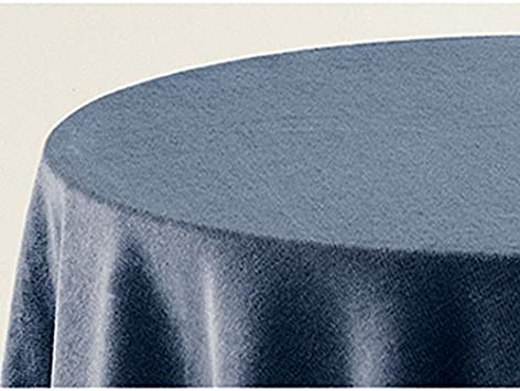 Falda para Mesa Camilla Modelo Deluxe 793, Color Azul 707, Medida Redonda 90/233cm Ø (También Disponible en Distintos Colores, Formas y Medidas): Amazon.es: Hogar