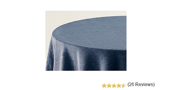 Falda para Mesa Camilla Modelo Deluxe 793, Color Azul 707, Medida ...
