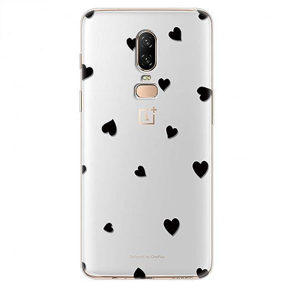 Amazon.com: KCHHA Phone case Cute Love Silicone Soft TPU ...