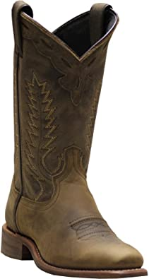 Western Cowgirl Boot Square Toe
