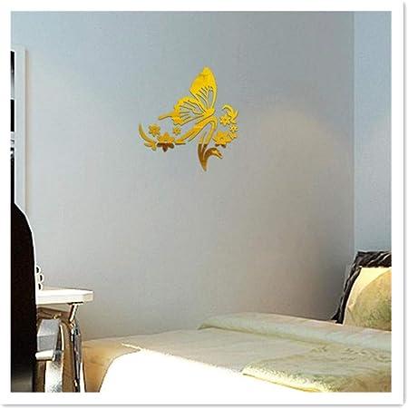 Adesivi Murali Adesivo in vinile Farfalla Wall Stickers da parete auto pc