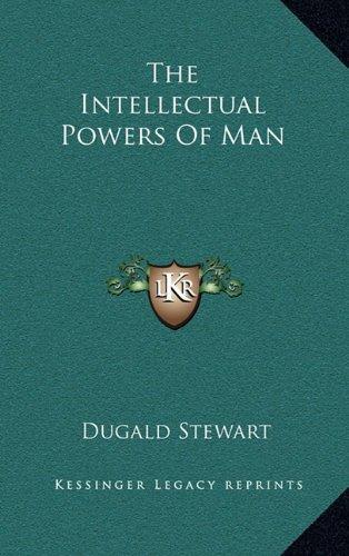 Read Online The Intellectual Powers of Man pdf epub