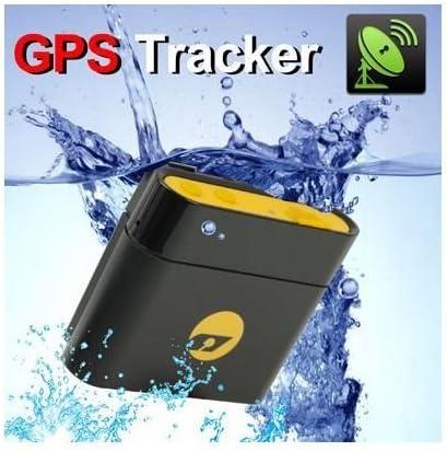 Localizador GPS para tarjeta SIM waterproof micrófono espía de SOS: Amazon.es: Electrónica